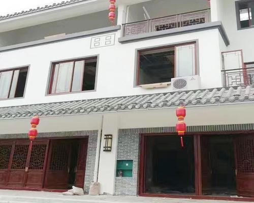 玉林桂台园艺文化城售楼部