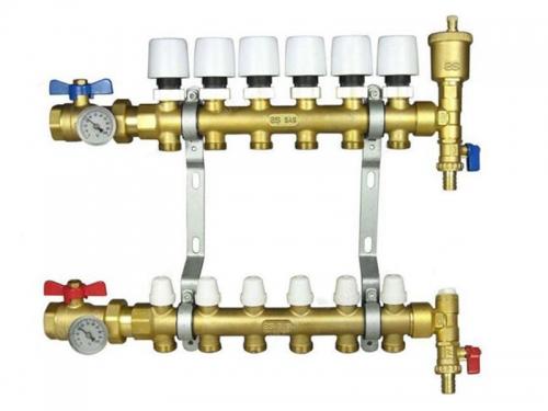 金属分水器