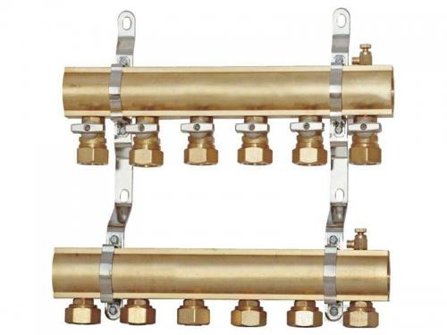 六管分水器
