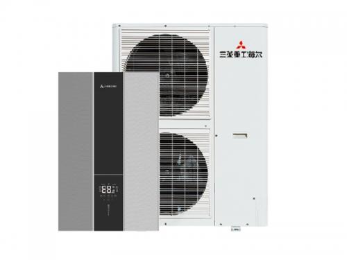 空气源热泵空调二代